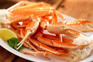 All-you-can-eat Snow Crab Legs